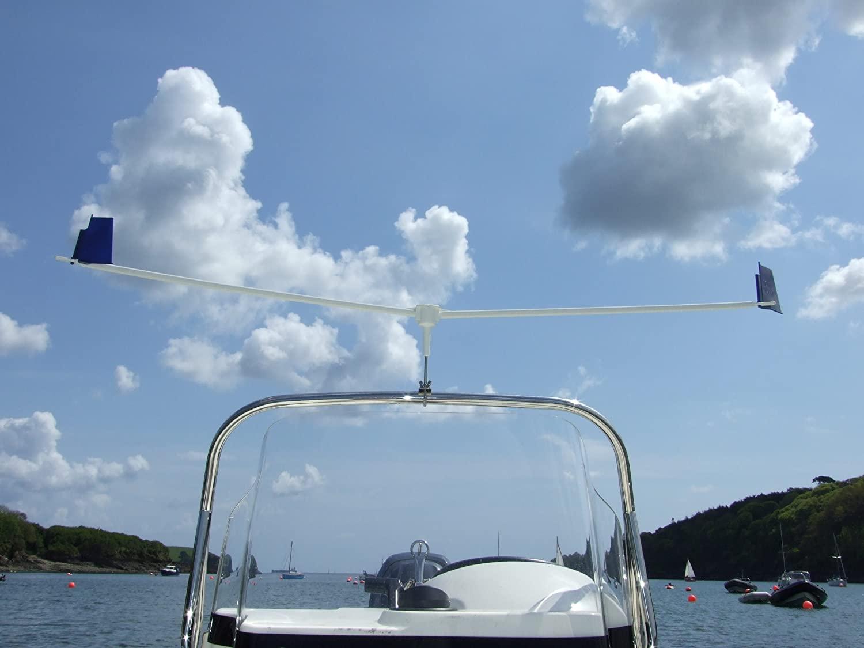 Ahuyentador gaviotas barcos